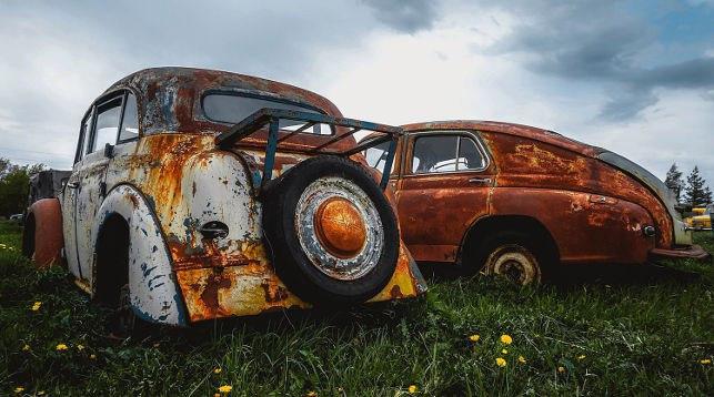Коррозия автомобиля
