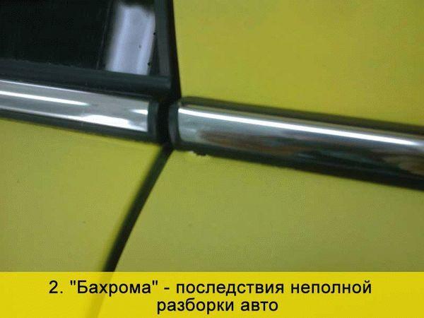 Покраска автомобиля жидкой резиной своими руками