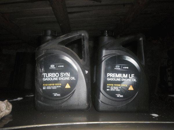 Как менять масло в двигателе kia rio