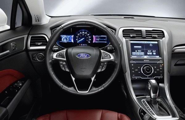 Форд мондео 2018 тест драйв видео
