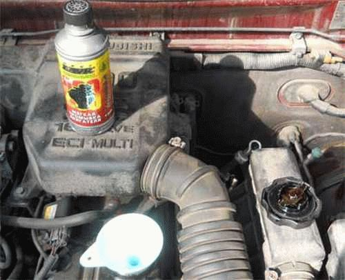 Чем лучше промыть двигатель перед заменой масла