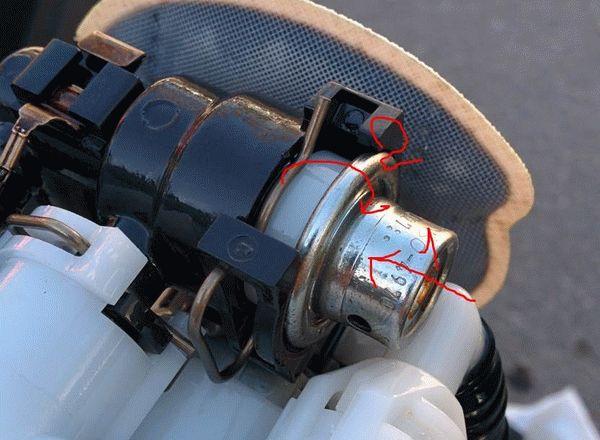 После замены топливного фильтра машина плохо заводится