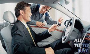 Правила проведения тест драйва автомобиля в автосалоне
