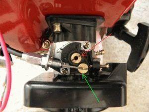 Карбюратор MTD 753-06190 для триммера MTD 827 арт. 753-06190...